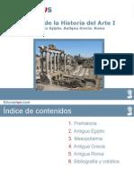 Cronologia de Historia Del Arte