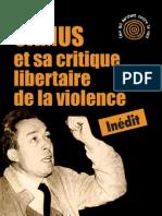 Camus Et Sa Critique Libe