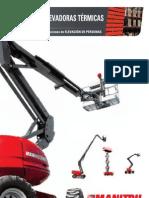 Manitou Diesel Aerial Work Platforms (ES)