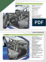 Handboek Peugeot 207 - Nederlands