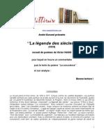 162 Hugo La Legende Des Siecles