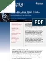 C&W Special Economic Zones in India