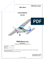 Tecnam P2004 Bravo Deluxe - Flight Manual