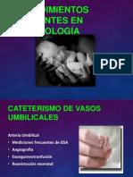 Procedimientos Frecuentes en Neonatologa