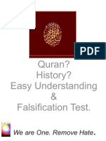 Quran History?
