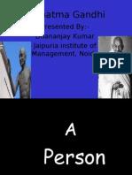 Mahatma Ji