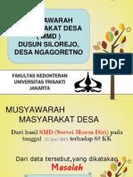 Ppt Musyawarah masyarakat desa
