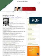 Livros e Obras de Jean Piaget _ Jean Piaget