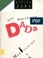 Manifestos dadaístas