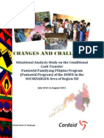CHANGES AND CHALLENGES (Abridged magazine type)