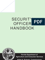 P-00092 SecurityOfficerHandbook 1012