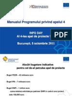 Prezentare Manual Program Apel 4