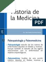 Historia de La Medicina Oficial