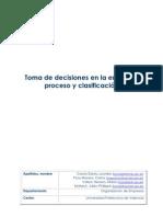 Tom a Decision Es PDF