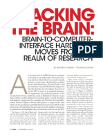 25706-Hacking the Brain Brain to Computer Interface Hardware Moves From the Realm of Research PDF