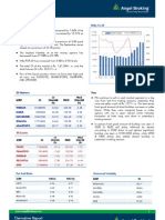Derivatives Report, 23 August 2013