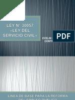 Servicio Civil y Dictemenes