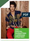 bruno mars digital marketing strategy