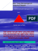 2. Faktor-Faktor Wabah