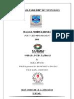 23-Project Portfolio Management Dimpal Kumari