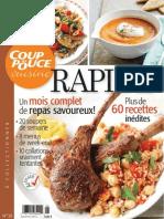 Coup de Pouce - Cuisine Rapide 2012