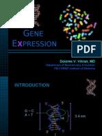New Gene Expression-doc viliran 6/11/09