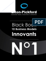 Elton Pickford Black Book N°1 - 10 Business Models Innovants