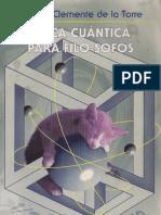 Física Cuántica para Filósofos