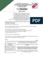July 2013 Stack Talk
