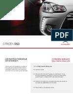 Gebruikershandleiding Citroen DS3 11 Nl