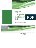 Raport Kapital Intelektualny Polski 08072008 2
