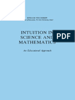 Intuition in Science and Mathematics - E. Fischbein (2005) WW