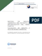 Eia Tamuga Volumen II Plan de Manejo Observaciones Senagua 11102012