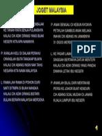 Joget Malaysia