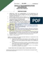 EC ObjectivePaper I