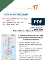 oksidasi asam lemak