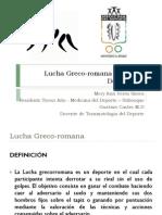 Lucha Grecorromana - Lesiones Deportivas