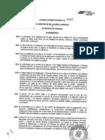 Acuerdo Interinstitucional 0109