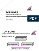 Information TOP BORS