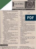2010_RBI Grade B Paper Feb 6th 2011