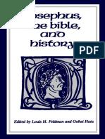 Josephus the Bible and History