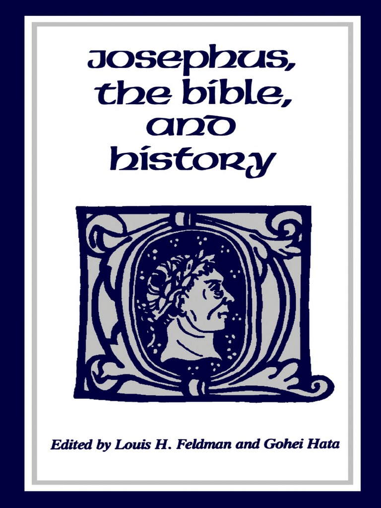 Josephus the Bible and History | Septuagint | Josephus
