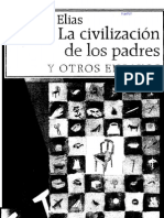 La Civilización de los padres - Norbert Elías__