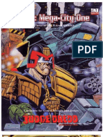 Judge Dredd - d20 - Kazan Gambit 3 - Target Mega-City One