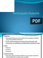 Retinopati Diabet Okk