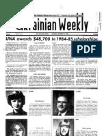 The Ukrainian Weekly 1984-Special