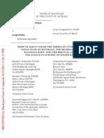 Michigan v. Bailey Amicus Brief