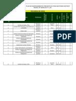 Propuesta de Plan de Mantenimiento Preventivo Para Motores Detroit Diesel 8v Serie 60