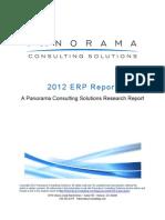 2012 ERP Report