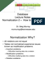 Lec 8 Normalization 2